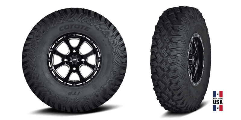 """ITP New 32"""" Coyote Desert Tire"""