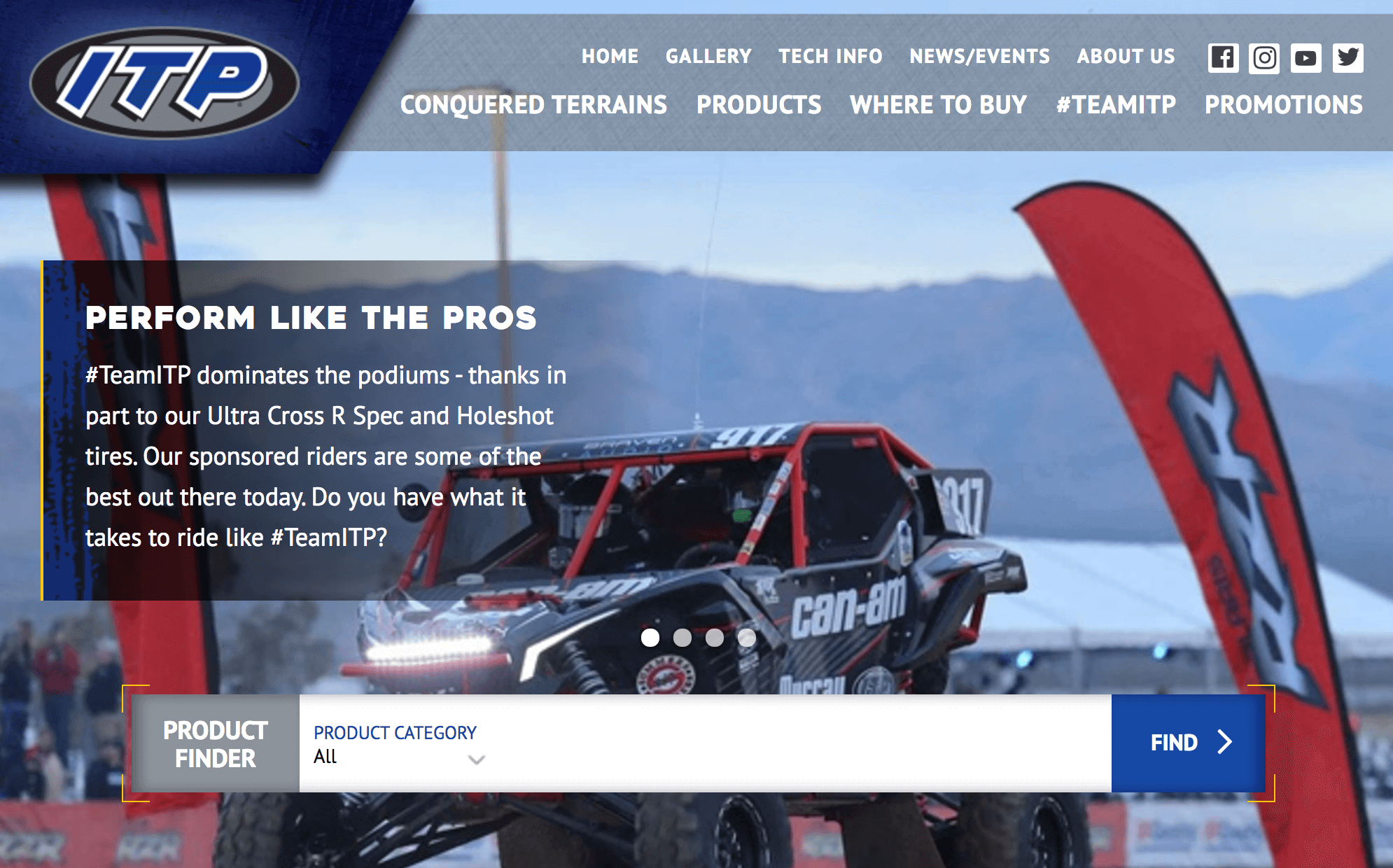 New ITPTires.com Website