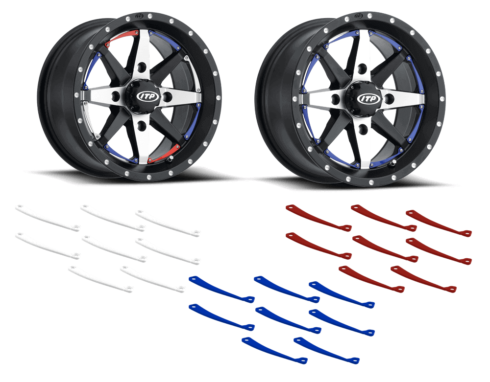 Cycle Wheel with Inserts