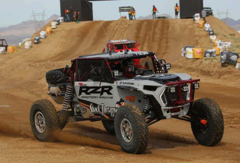 ITP Racers Earn Podiums at 2020 Mint 400 Off-Road Race