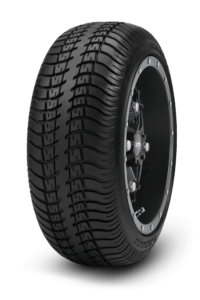 Ultra GT Golf Tire with Hurricane Wheel
