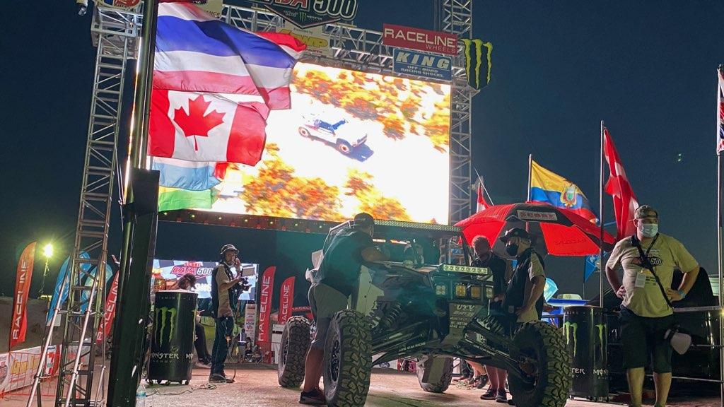 2020 Baja 500 race in San Felipe, Mexico